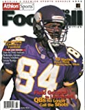 Randy Moss unsigned Minnesota Vikings Athlon Sports 1999 NFL Pro Football Preview Magazine at Amazon.com