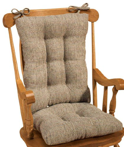 Miles Kimball Tyson Rocking Chair Cushion Set front-145661