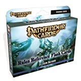 Pathfinder Cards: Rules Reference Flash Cards Double Deck