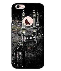 Case Cover Religion Printed Multicolor Hard Back Cover For Apple Iphone 6