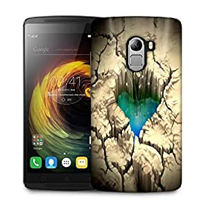 Snoogg Small Pond In Dry Land Designer Protective Back Case Cover For LENOVO K4 NOTE