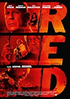 R. E. D. - �lter, h�rter, besser