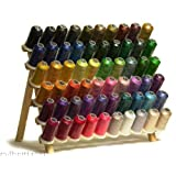 61 Thread for Brother Disney Embroidery Machine + RACK