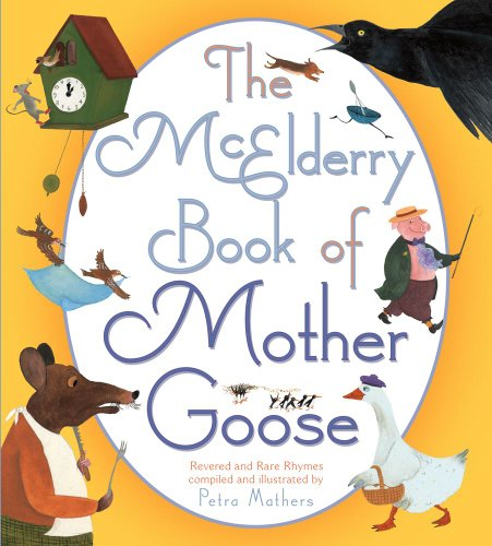 McElderry Book of Mother Goose (Mcelderry Books)
