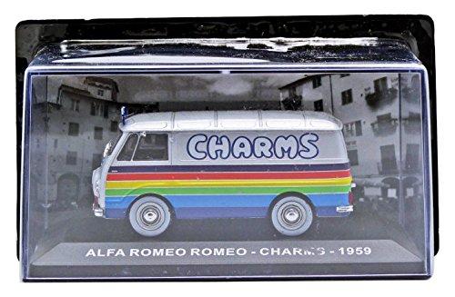 promocar-pro10210-alfa-romeo-romeo-charms-1959-escala-1-43