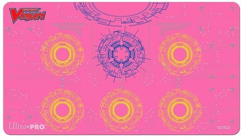 Cardfight Vanguard Card Supplies Cardfight Vanguard Play Mat [Pink]