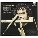 SCHUBERT. Piano Sonata D845, Wanderer Fantasy. Lewis