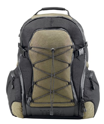 Tenba 632-301 Shootout Small Backpack - Olive/Black