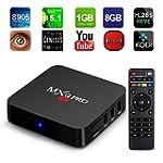 Bqeel MXQ Pro Android TV Box Amlogic...