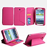 Bear Motion Premium Folio Case for 7 inch Samsung Galaxy Tab 3 7.0 - 7