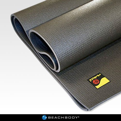 "P90X Plyometrics Performance Mat: Slip Resistant, Extra Thick & Soft, Dimensions 26"" x 72"" x 1/4"""