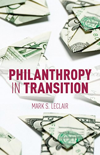 Philanthropie in Transition