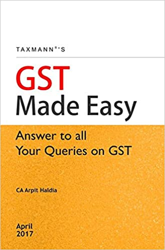 GST made Easy Best GST Books