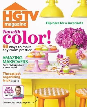 HGTV Magazine (1-year)