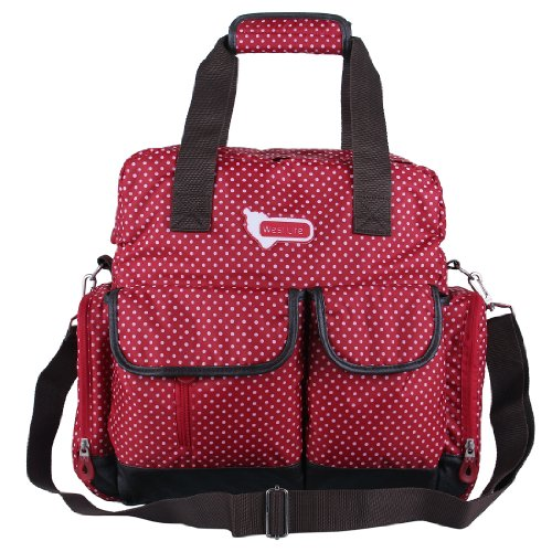 ECOSUSI Diaper Backpack Diaper Bags Baby Bags Large Capacity - 1