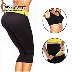 PAL-PAL Deal with Full Body Hot Slimming Shaper Set - (Vest, Waist Belt, and Pants) Shaping Neotex Trimmer for Weight Loss