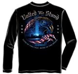 USMC United We Stand Longsleeve T-shirt Land of the Free