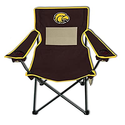 Rivalry Team Logo Picnic Outdoor Events Southern Miss. Monster Mesh Adult Chair