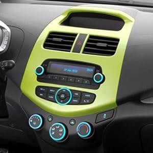 Amazon.com: 2013-2014 Chevrolet Spark Color (Jalapeno Green) Interior