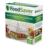 FoodSaver� Quick Marinator 2.25 QT