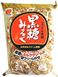 (お徳用ボックス) 三幸製菓 黒糖みるく 24枚×12袋