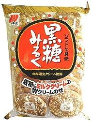 三幸製菓 黒糖みるく 24枚×12袋