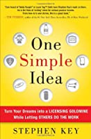 One Simple Idea: Turn Your Dreams into a Licensing Goldmine While Letting Others Do the Work