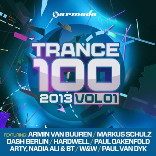 VA-Trance 100 2013 Vol 1-4CD-2013-wAx Download