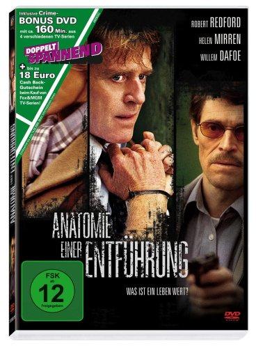 Anatomie einer Entführung (+ Bonus DVD TV-Serien)