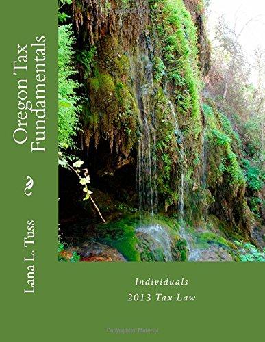 Oregon Tax Fundamentals: Individuals
