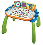 Vtech - 154605 - Jeu Educatif Electronique - Magi Bureau Interactif 3 En 1