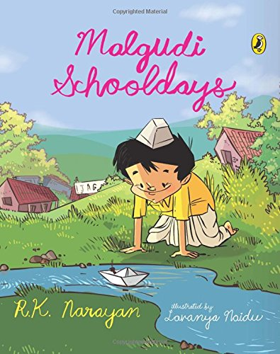 Illustrated Malgudi Schooldays