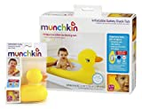 Munchkin White Hot Inflatable Safety Tub and Bath Ducky Set Reviews