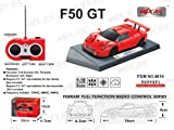 OFFICIAL RADIO CONTROL FERRARI F50 GT 1:28 SCALE CAR