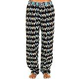 Tommy Hilfiger Mens Multicolor Woven Lounge Pant Large 36-38