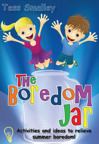 The Boredom Jar: activities and ideas to relieve summer boredom (Pickle For A Nickle compare prices)