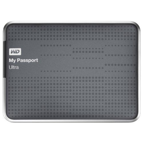 WD ポータブルHDD My Passport Ultra 2TB 3年保証 USB 3.0 暗号化 パスワード保護 WDBMWV0020BTT-PESN