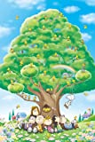 1500スモールピース パズルの達人 達人検定2級 大きな樹 (50cmx75cm)