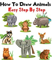 HOW TO DRAW ANIMALS - DRAWING ANIMALS BOOK FOR KIDS