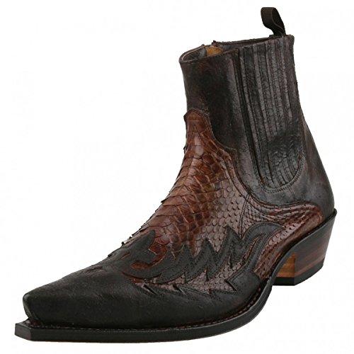 Sendra Boots, Stivali uomo Marrone marrone, Marrone (marrone), 45
