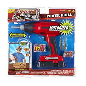 2K Games Motorized Real Construction Power Drill