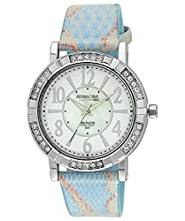 Q&Q Attractive Analog White Dial Womens Watch - DA59J314Y