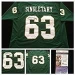 Mike Singletary Baylor Bears Signed A...