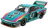 TrueScale(トゥルースケール) 1/18 ポルシェ 935 #40 ポルシェ クレーマーレーシング 1979 ルマン24h TSM141807