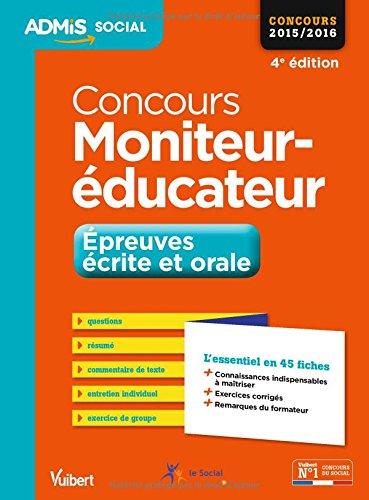 Concours Moniteur-éducateur