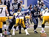 Lofa Tatupu Autographed/Hand signed Seattle Seahawks 8x10 Super Bowl Photo at Amazon.com