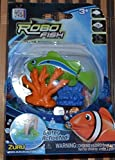 ZURU Robo Fish Water Activated - Green Fish with Coral