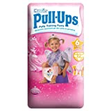 Huggies Girls Potty Training Pants Pull Ups 12 pants