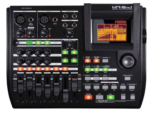 Fostex MR8 mkII 8 Track Multitrack Recorder