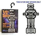 LOST IN SPACE (1965) Robot B-9 4 Inch Metal Bottle Opener in Original Slipcase - Diamond Select Toys 2016 - New, Factory-Sealed UNCIRCULATED - Irwin Allen - THIS IS FOR 1 OPENER ONLY